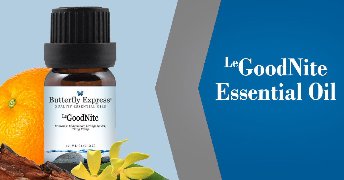 Goodnite Essential Oil Butterfly Express Quality Essential Oils
