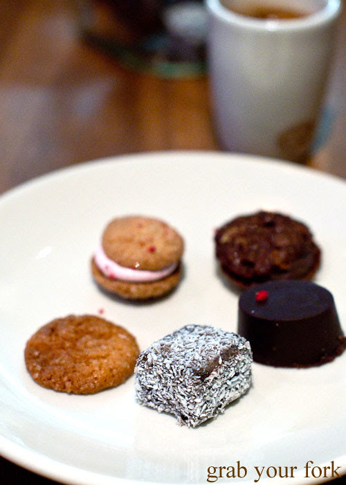 Monte Carlos, Kingstons and petit fours at Sixpenny Stanmore