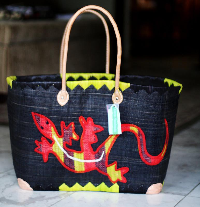 lizard bag