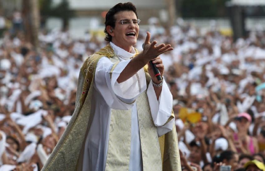 Padre Reginaldo Manzotti lança livro em Itapipoca. (Foto: Divulgação)
