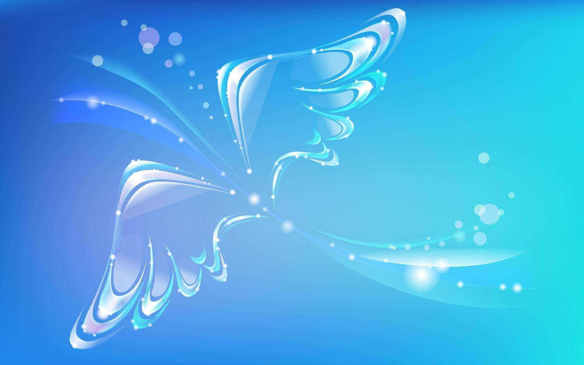 Blue Butterfly Backgrounds - Wallpaper Cave