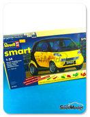 Maqueta de coche 1/24 SpotModel - Revell - Smart