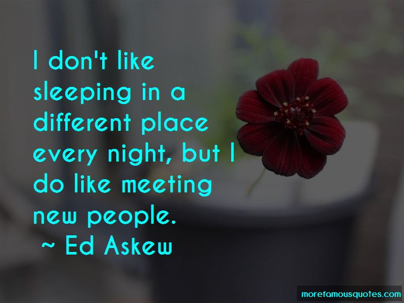 Quotes About Meeting New People Top 75 Meeting New People Quotes
