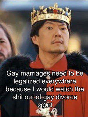 The Strongest Argument For Gay Marriage Funny Pictures Quotes