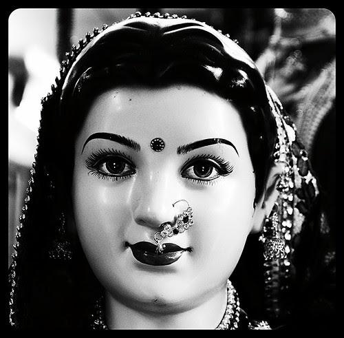 The Goddess Of Beauty - Gauri by firoze shakir photographerno1