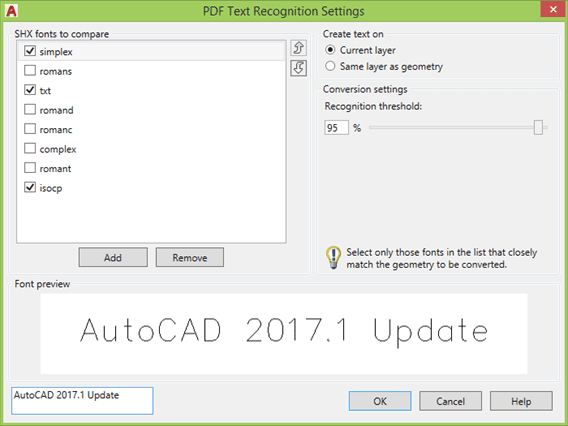 pdf inport autocad pdf layer contains no objects