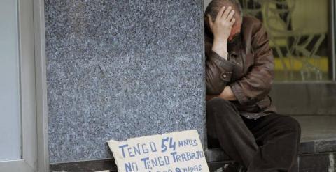 Una renta básica reduciría la desigualdad y sacaría de la pobreza a muchas personas. / ARCHIVO / EFE