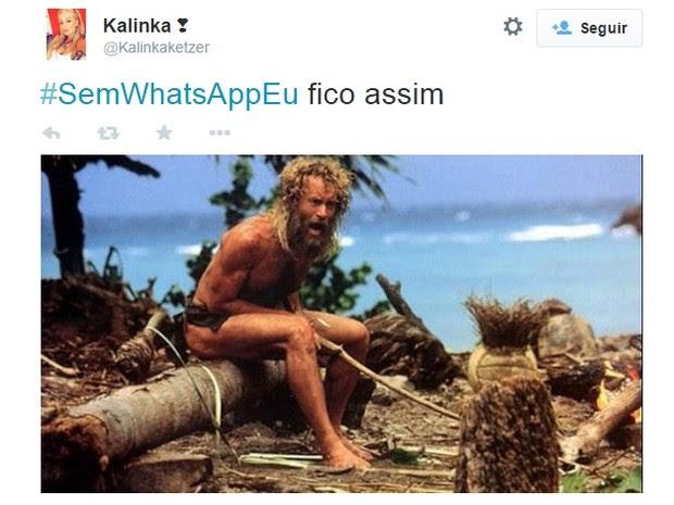 Meme WhatsApp 4 (Foto: Reprodução/Twitter)
