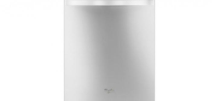 whirlpool smart dishwasher
