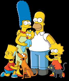 Familia simpsons completa
