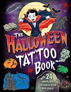 The Halloween Tattoo Book
