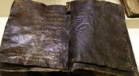 Bíblia com 1500 anos é descoberta na Turquia e Vaticano demonstra preocupação com conteúdo do livro
