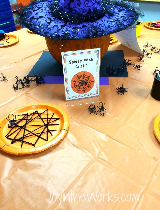 Halloween Class Party Ideas Grades Prek 2nd Joy In The Works