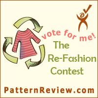 Challenge Contest 2012 - Refashion / Repurpose