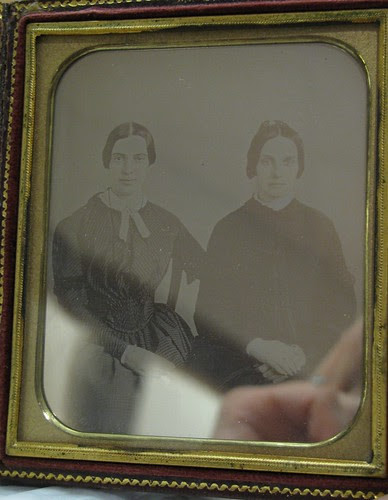 LL and Emily Dickinson Daguerrotype