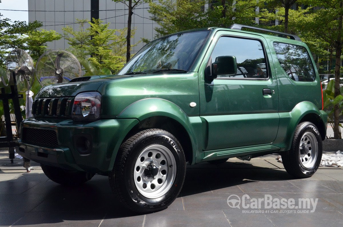 Suzuki Jimny in Malaysia - Reviews, Specs, Prices - CarBase.my