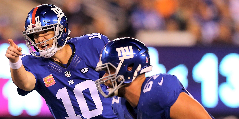 NFL QB POWER RANKINGS: Week 6  Business Insider