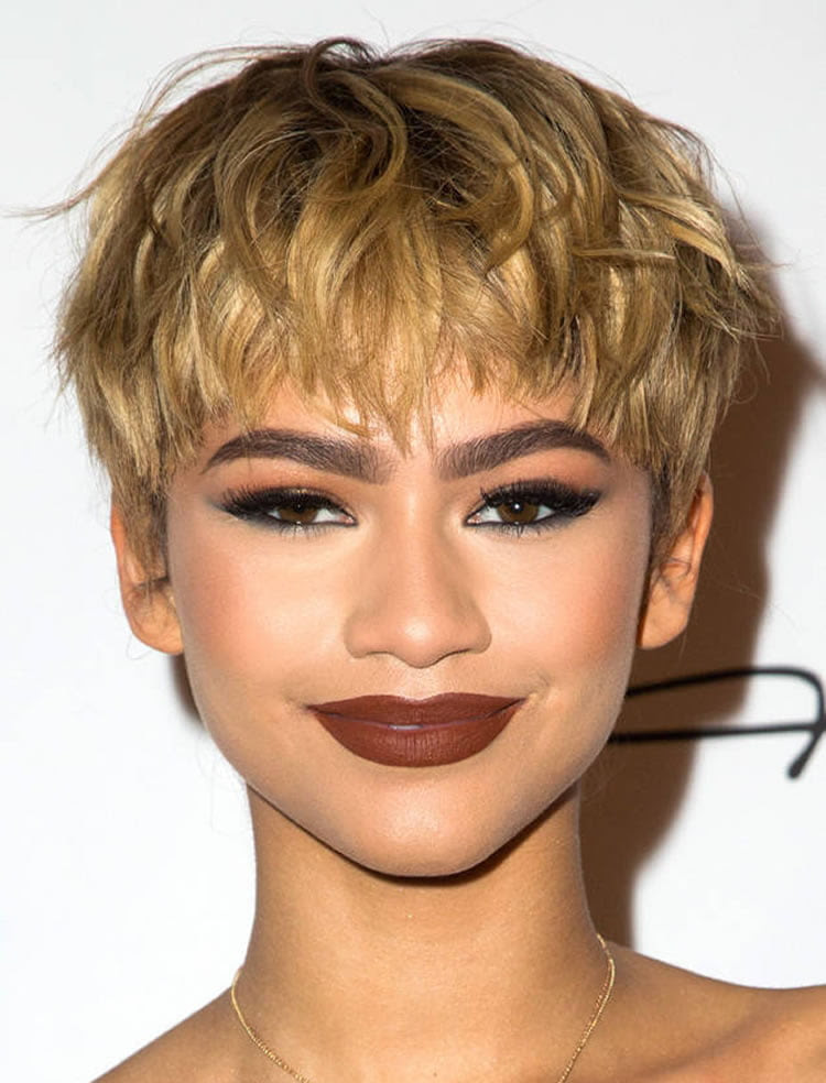 Trendy Short Pixie Haircuts for Women 2018 2019   Page 3 ...