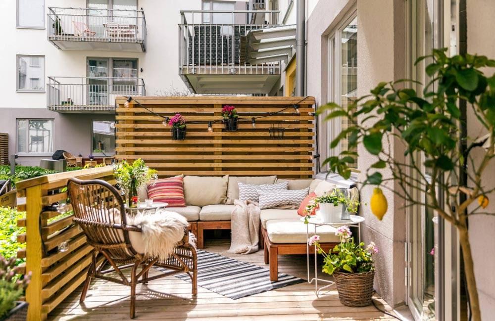 25 Ideas Para Decorar Un Pequeño Balcón O Terraza Pisos Al Día