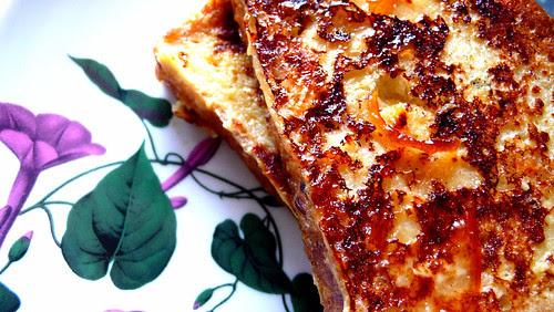 marmalade french toast