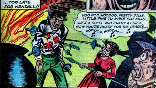 voodoo doll - weird mysteries 11
