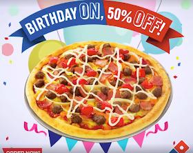 Domino Pizza 2020