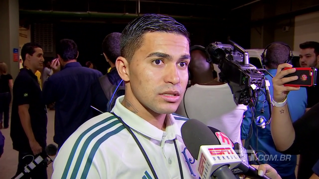 Dudu é um dos destaques do Palmeiras