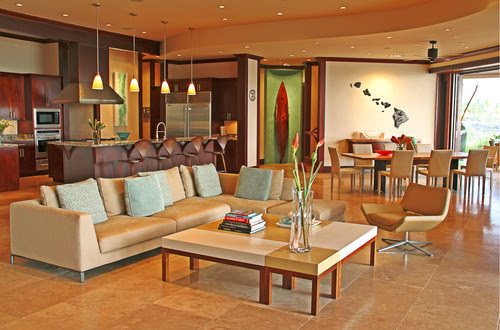 Hawaiian Interior Design | Fine Design Interiors Hawaii ...