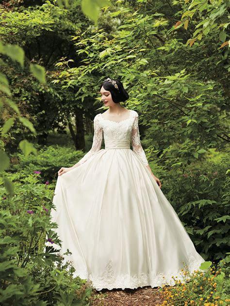 Disney Launches a Stunning New Range of Princess Wedding
