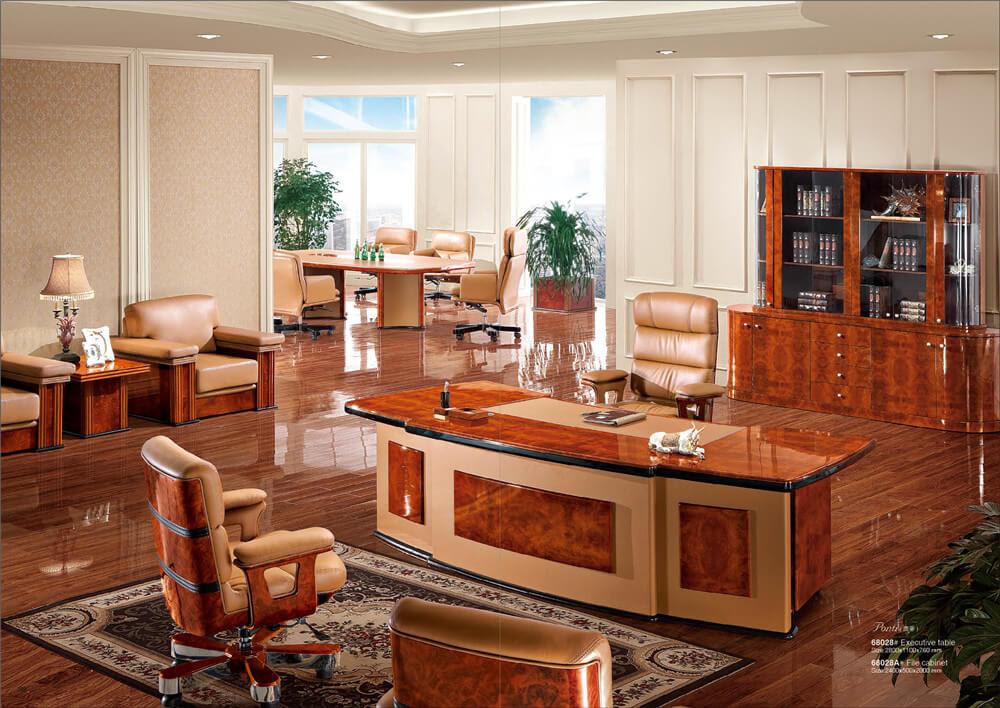 Italy Luxury Office Desk Executive Desk 68028 - HAOSEN ...