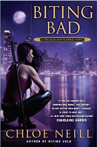 Biting Bad (Chicagoland Vampires, #8)