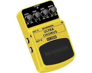 Behringer US200 Ultra Chorus