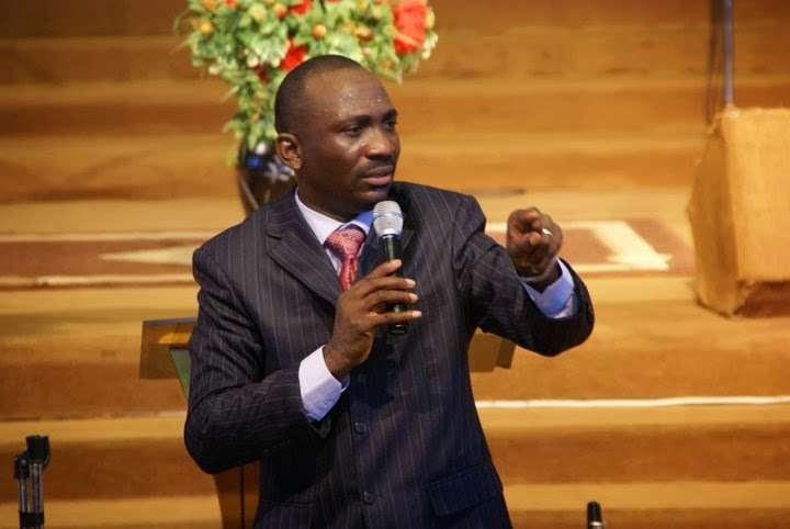 Pastor, Dunamis International Gospel Centre (DIGC), Abuja, Dr Paul Enenche