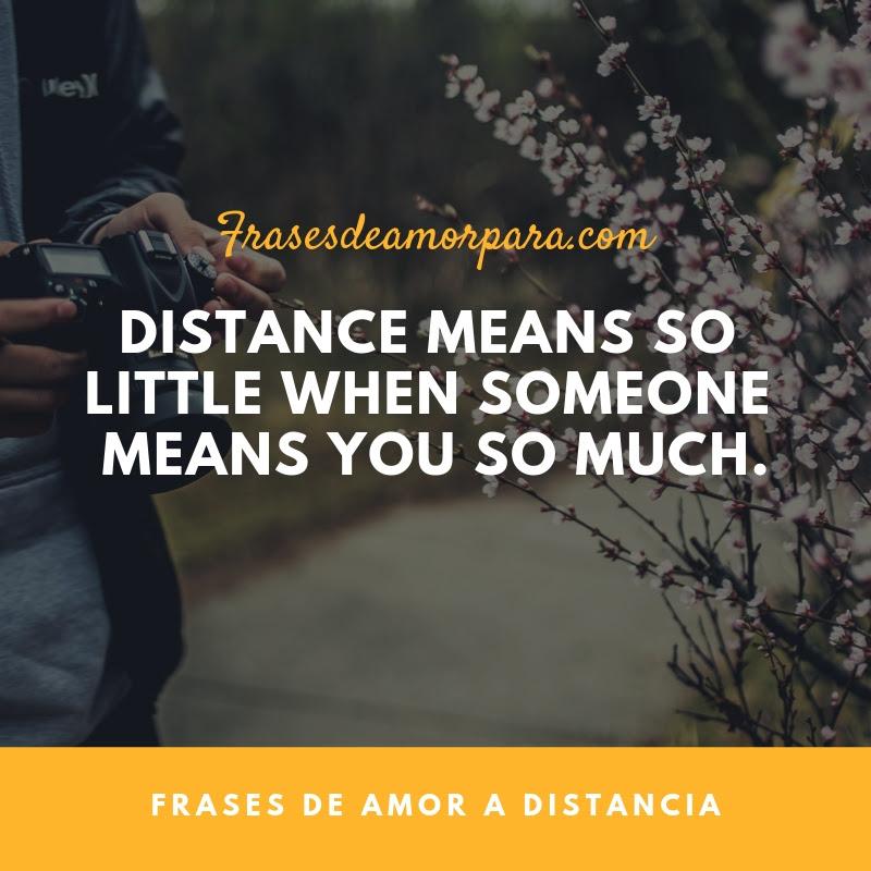 Frases De Amor A Distancia Para Dedicar Muy Bonitas