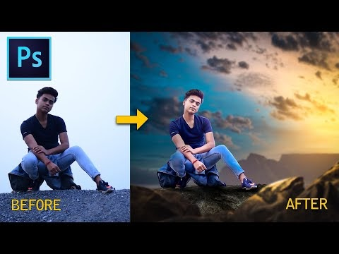 Photoshop Manipultion Tutorial in Hindi By Krishna Gallery