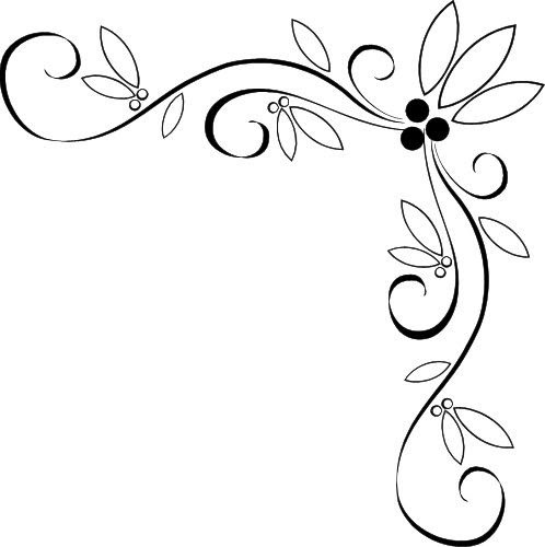 Free Simple Corner Border Designs For Projects Download Free Simple Corner Border Designs For Projects Png Images Free Cliparts On Clipart Library