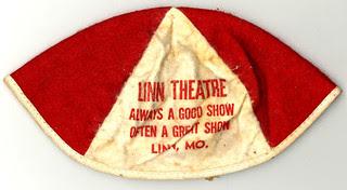 Linn Theatre Beanie Cap Linn, MO