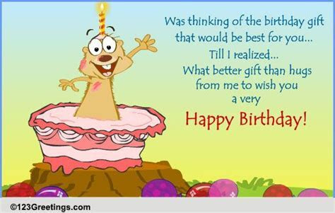 A Birthday Wish  Free Miss You eCards, Greeting Cards
