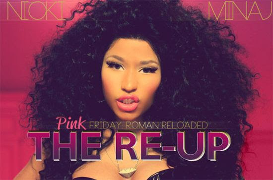 Pink Friday: Roman Reloaded – The Re-Up (Cover), Nicki Minaj