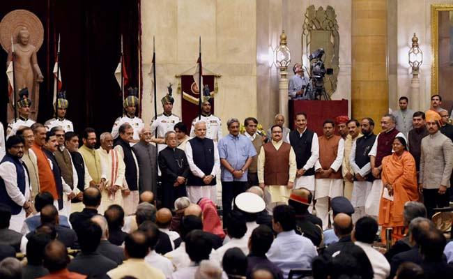 Cabinet Expansion: Manohar Parrikar Gets Defence, Suresh Prabhu Gets Railways