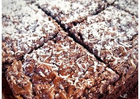Panduan memasak Brownies Panggang