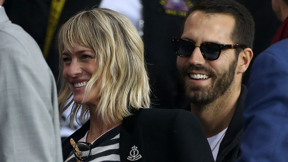 Robin Wright reportedly married Clement Giraudet in France over the weekend.