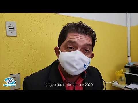 Vídeo: Nota de esclarecimento do vereador Amistrong Bezerra sobre a Coopmed/RN e o hospital regional de João Câmara