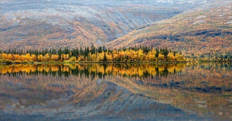 Сейдозеро, Кольский полуостров озеро, природа, россия