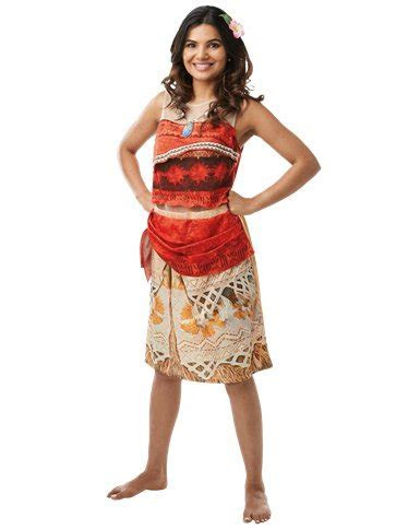 Moana   Adult Costume   Party Delights