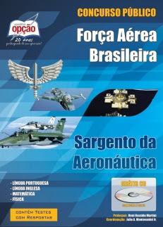Força Aérea Brasileira-SARGENTO DA AERONÁUTICA