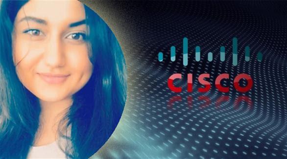 أصغر طالبة أردنية تحصل على شهادة  خبيرة سيسكو في العالم