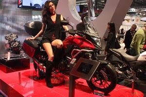 Honda CB 500X (Foto: Rafael Miotto/G1)