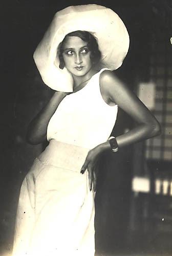 Jacques-Henri Lartigue, Renée Perle, 1930