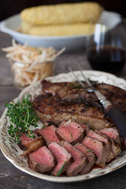 New York Steak 7